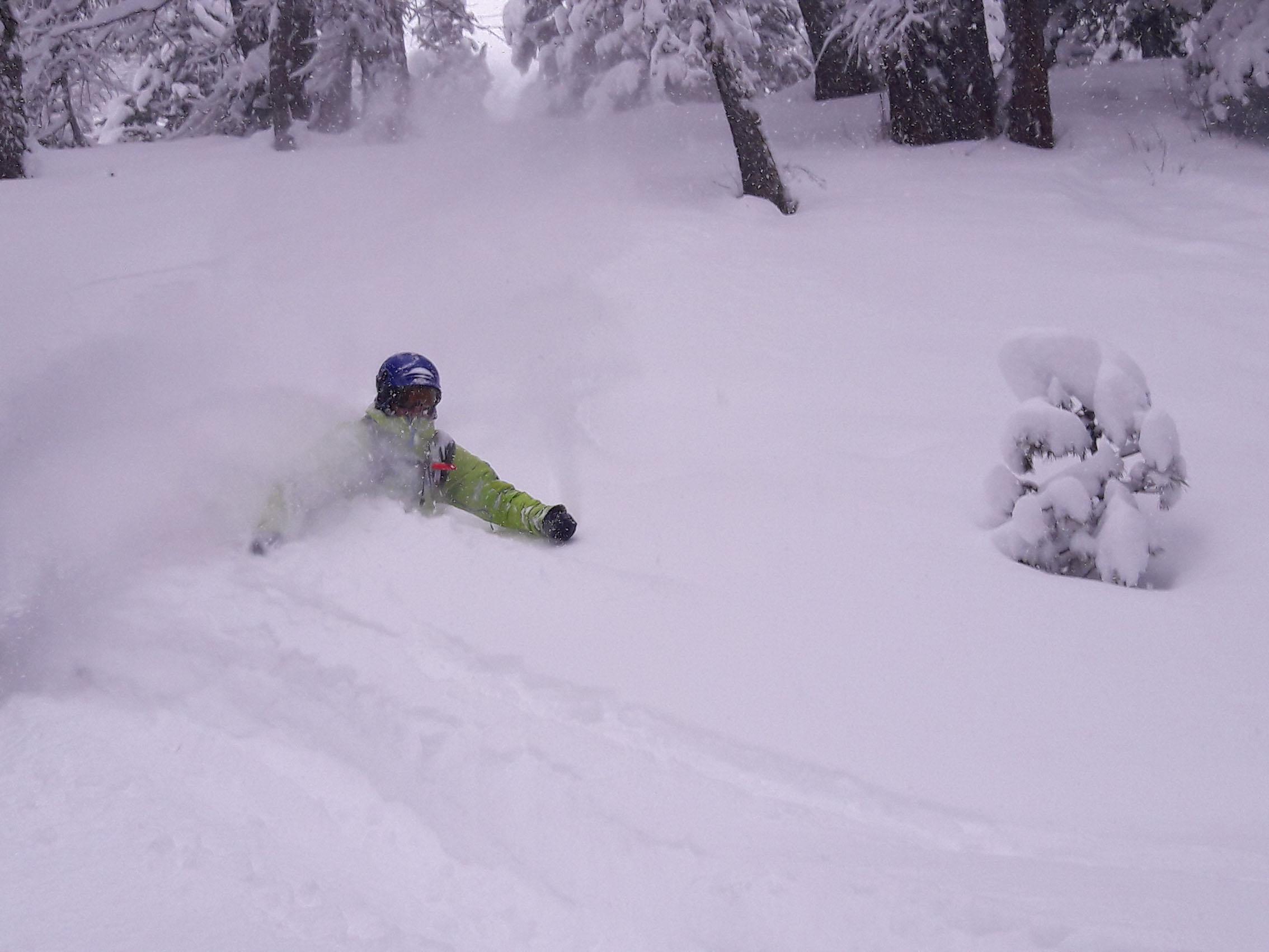 ecole de ski à vars