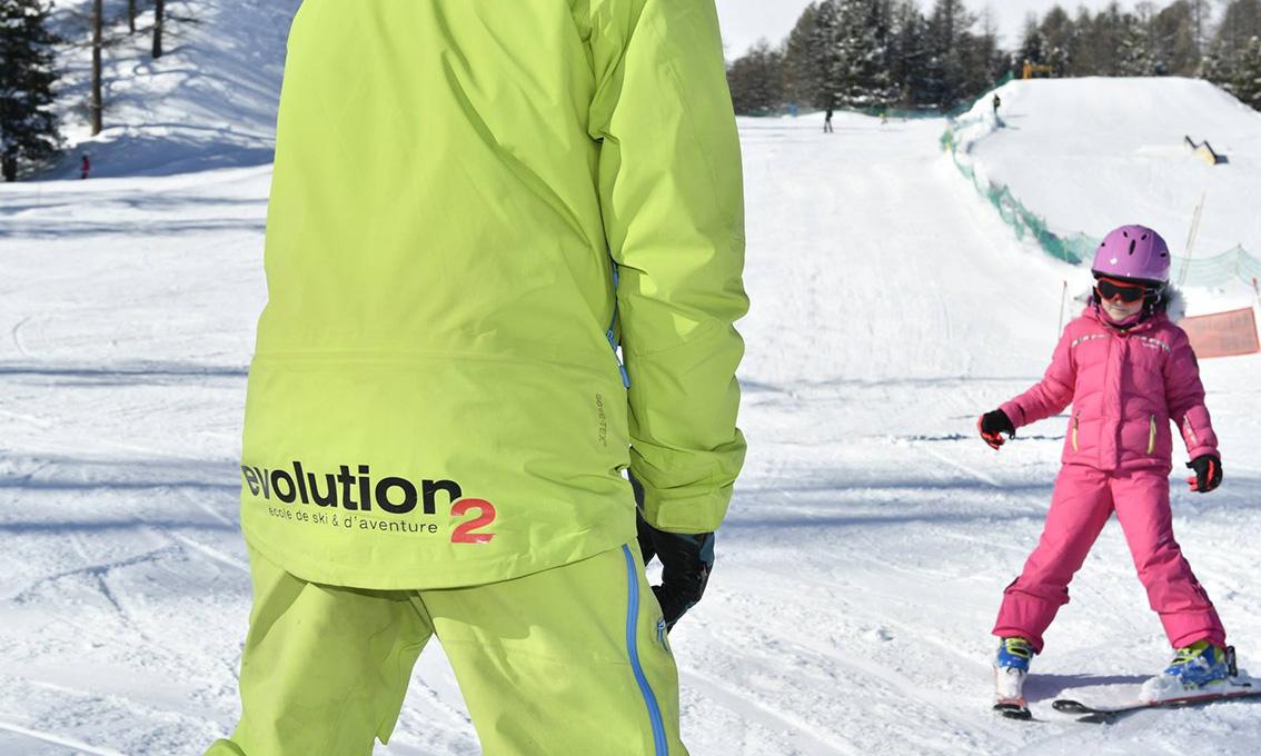 cours de ski vars risoul