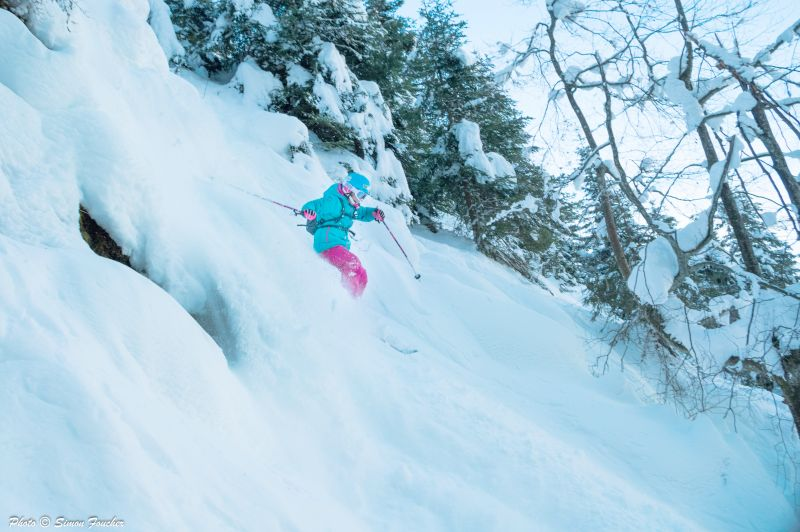 cours collectif hors piste vars