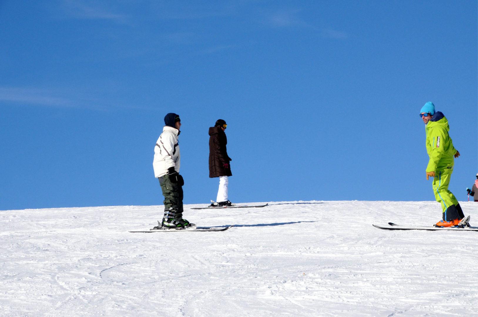 ski instructor vars