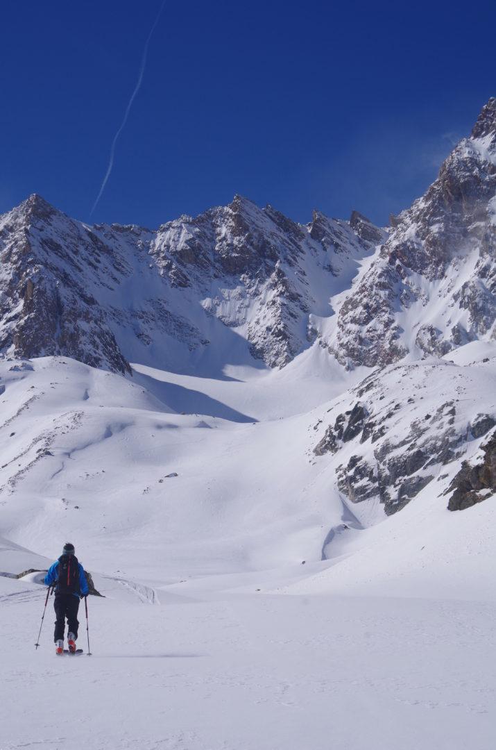 ski touring day