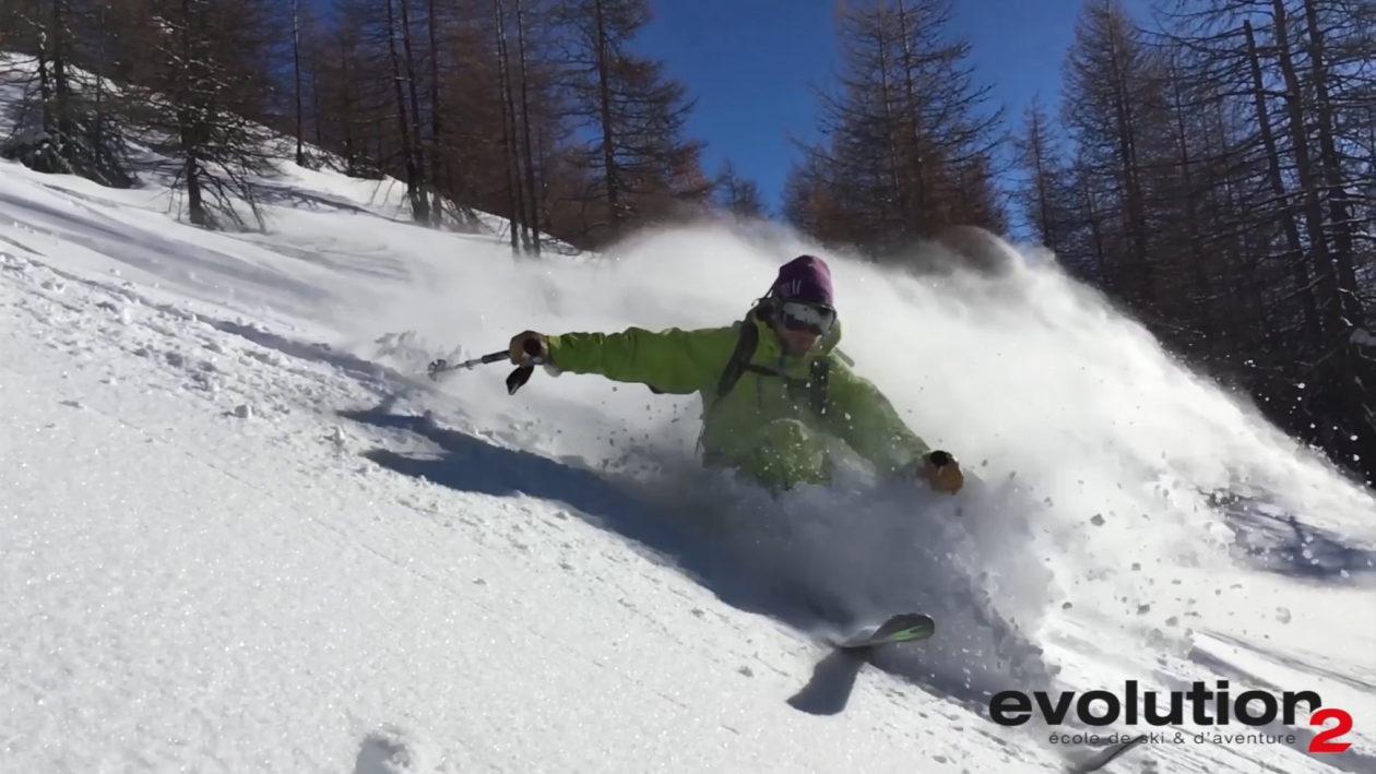 séjour ski freeride dans le val d'anniviers