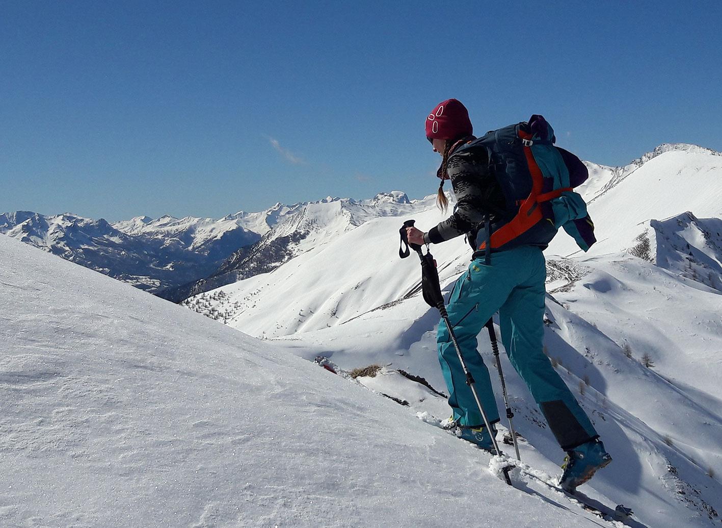 ski touring vars risoul