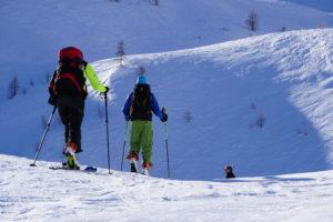 séjour rando ski ubaye