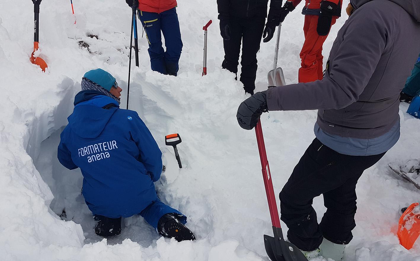 formation recherche avalanche